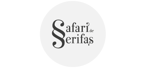 Safari de serifas